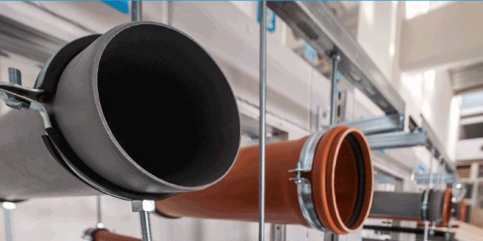 Pipe penetration seals – insulation and pipe material