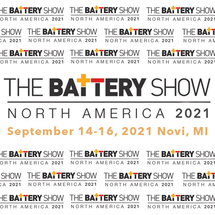 The Battery Show 2021